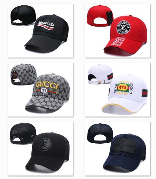 2019 New Fashion Baseball Caps Neymar Football Hat Luxury Golf Ball Hats La Cap Xxxtentacion Casquette Bone Dance Hip hop Fans Hats DF7G10