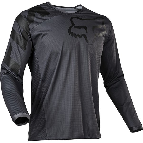 Promotion Cycling Series Jersey Trendy New Best Selling Bicycle Clothing Long Sleeve Top Racing Motorcycle Bike Off-road Fox TLD T-shirt
