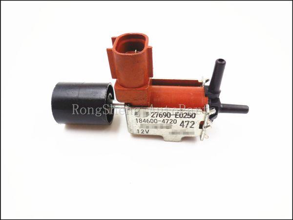 Solenoide Vacuum Assy 27690-E0250 184600-4720 Per Toyota