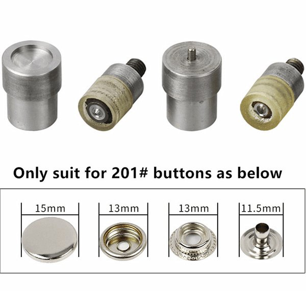 201 boutons moule