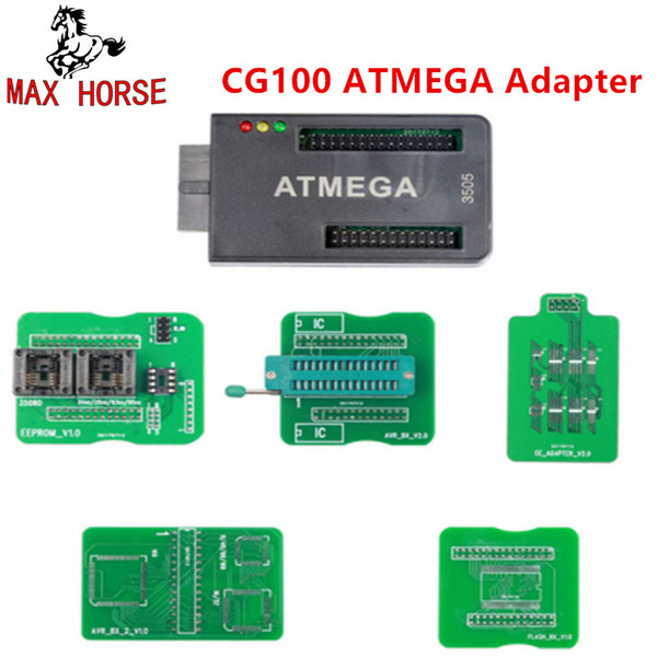 Hot CG100 ATMEGA Adapter for CG100 PROG III Airbag Restore Devices with 35080 EEPROM and 8pin Chip