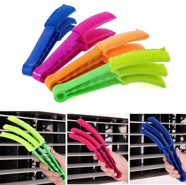Panjur Klima Deklanşör Için çok fonksiyonlu Temizleme Fırçaları Fırça Köşeleri Boşluğu Yıkanabilir Temizleme Fırçası Ücretsiz DHL LX6415