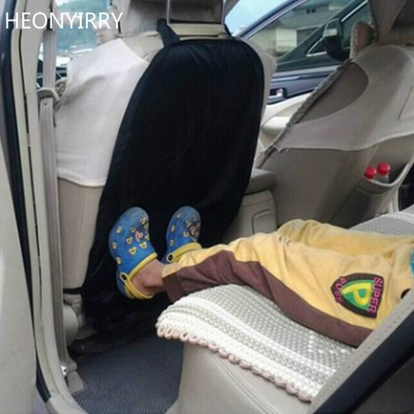 Couverture de siège de voiture Protections dorsales Protection pour enfants Protéger les sièges auto Couvre pour bébés chiens de boue Dirt 2016 voiture intérieur