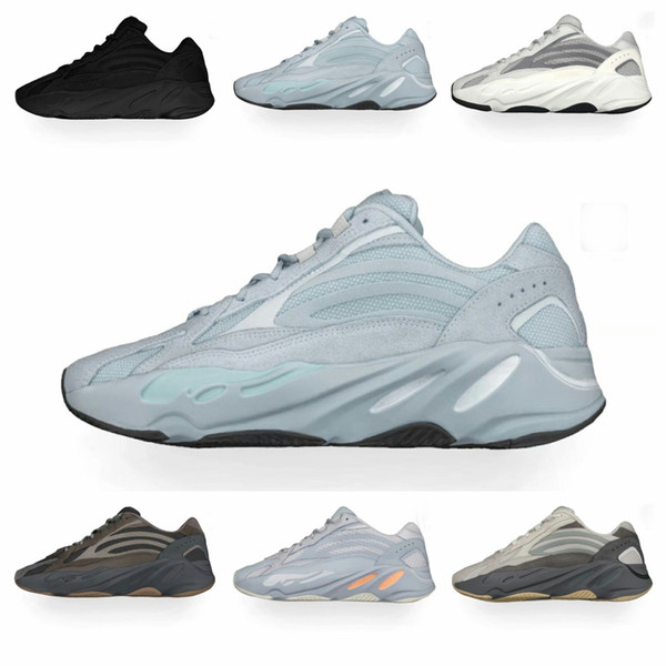 Inertia 700 corridore onda Donne progettista del mens scarpe da tennis Nuovi 700 V2 Statico Magnet Scarpe Tephra migliore qualità Kanye West Sport con la scatola