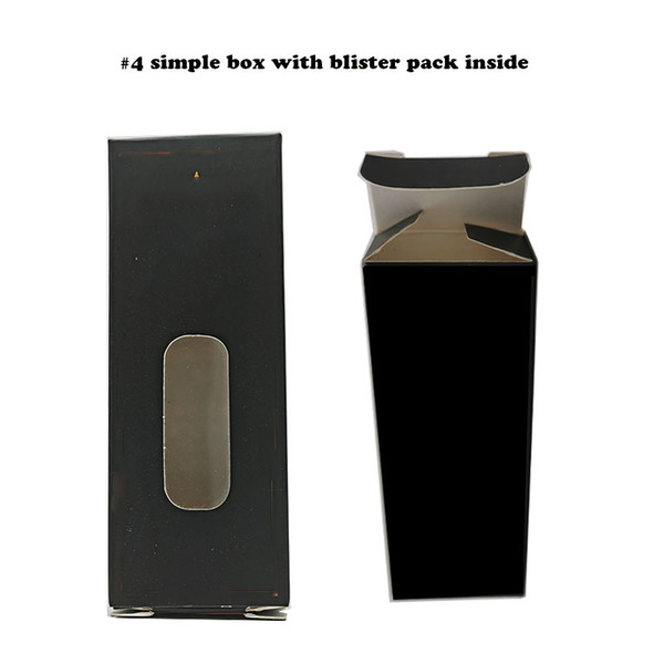 #4 Simple box with blister pack