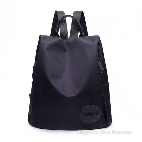 Women Backpacks Purse Waterproof Anti-theft Luxury Backpack Fashion  Lightweight School Shoulder Bag Designer Lady Backpacks Black e584d3a1fc2b0