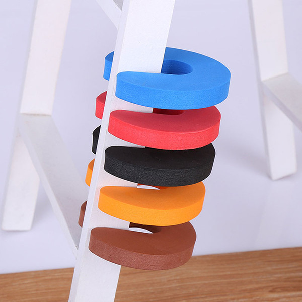 best selling New Baby Finger Protector Baby Helper Kids EVA Safety Door Stopper Finger Pinch Guard Lock Free Shipping