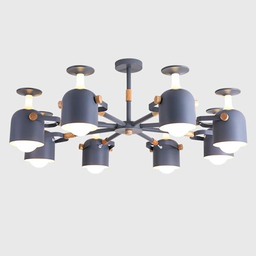 Pendant lightings led pendant lamps for living room dinning room Nordic modern classic colorful ceiling pendant chandeliers lights