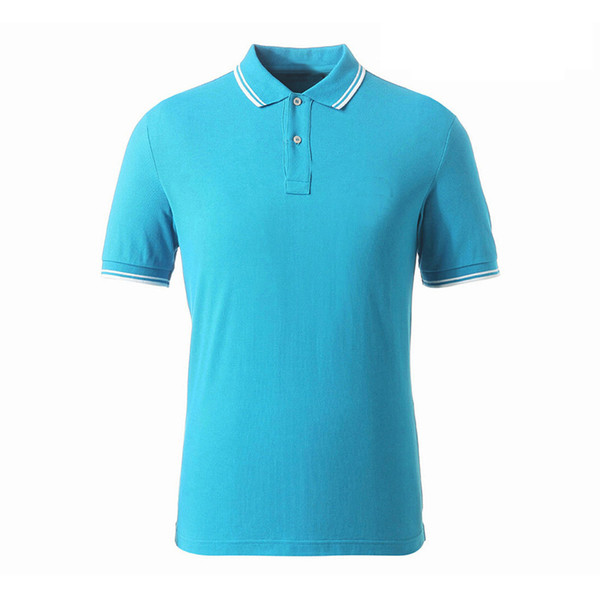 top popular 100% Cotton Mens Polo Shirts Hip Hop Spring Autumn Summer Men Fashion Man Polo Shirts Fashion Man Short Sleeve Tees 2020