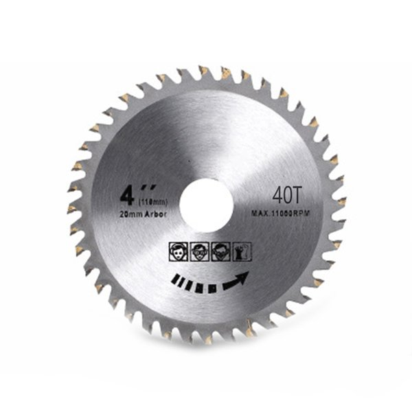 30-80 Teeth Round Circular Saw Blade Disc for Wood Cutting DIY for Angle Grinder