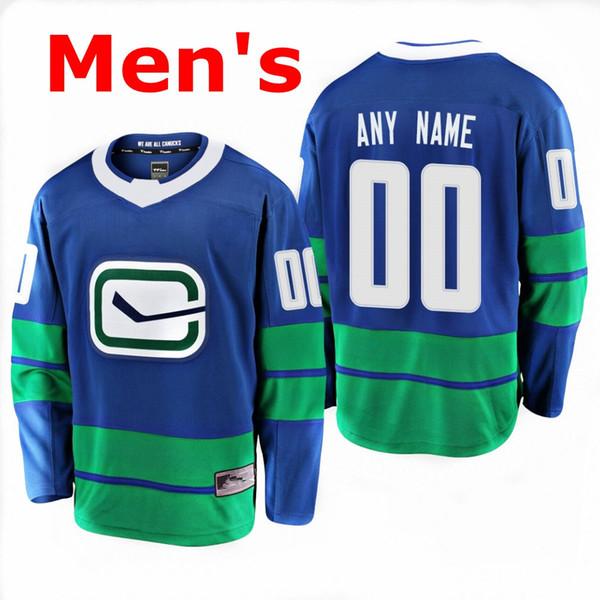 Men # 039; s Blue Alternate