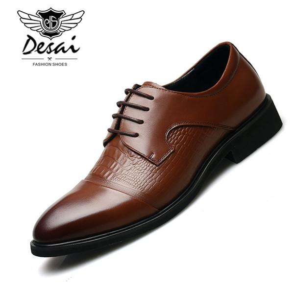DESAI Herren Business Slipper Schuhe Herren