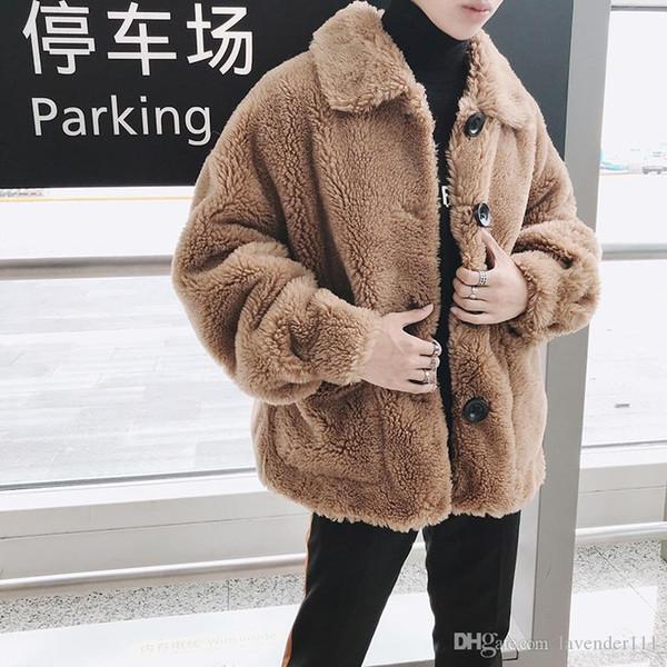 Зимние мужские сгущает кашемира Желоб из кожи и меха Lint снега куртки Сыпучие пальто ветровки Keep Warm Cotton проложенный одежды