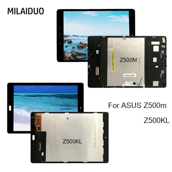 LCD display Für Asus ZenPad 3S 10 Z500M Z500KL Z10 ZT500KL P001 P027 Touchscreen Digitizer