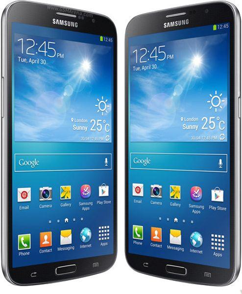 Recuperado Original Samsung Galaxy mega 6,3 i9200 6.3 polegadas Dual Core de 1,5 GB RAM 16GB ROM 8MP 3G desbloqueado telefone móvel esperto