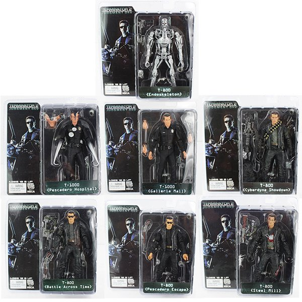 NECA Resident Evil Hunk PVC Action Figure Collectible Model Toy 18CM
