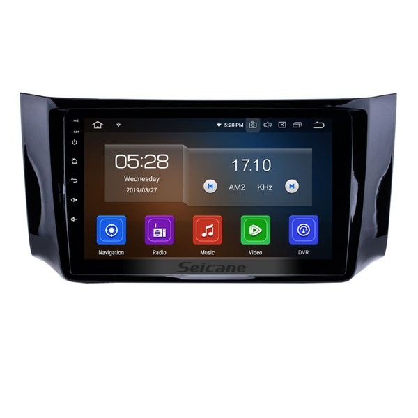 10.1 inch Android 9.0 HD TouchScreen Car Stereo GPS Navigation for 2012 2013 2014-2016 NISSAN SYLPHY with Bluetooth WIFI support car dvd