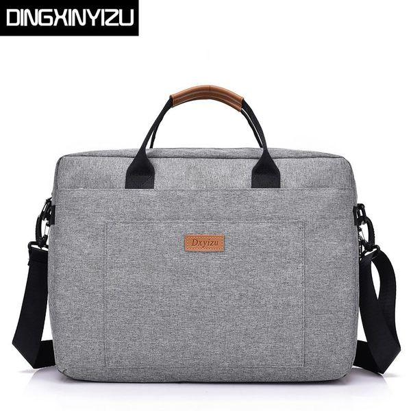 Men/'s Leather Messenger Bags Briefcase Shoulder Bag Crossbody Tote Handbag