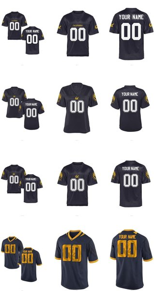 best sneakers 2cf19 79d85 2019 Mens Women Youth/Kids Cal Bears Personalized/Customized Cheap NCAA  Jerseys Navy Blue Top Quality Drop Shipping Wholesale Cheap Jerseys From ...