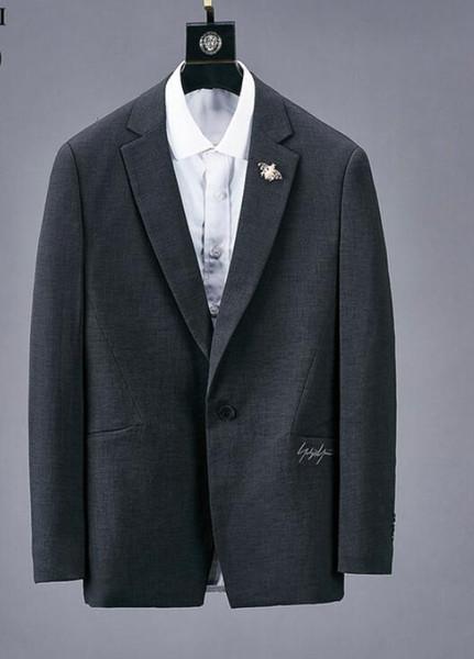 2019windbreaker chaqueta para hombre para hombre chaquetas de diseño Primavera y otoño Período y la chaqueta doble para la moda de ocio Chaquetas de abrigo Ropa de Hombre30