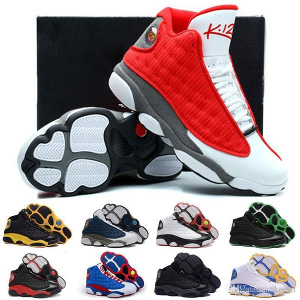 wholesale 13 xiii new model 3m rocket men's basketball sneakers trainers shoes