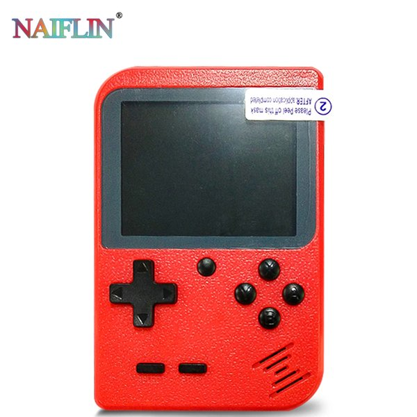 top popular video handheld Games Consoles can store 168 Retro Portable Mini Handheld 8 bit Color LCD Game Player For FC Game 2019