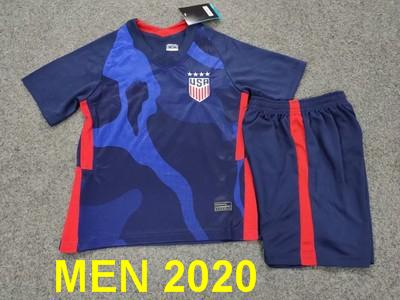 Men Navy Set