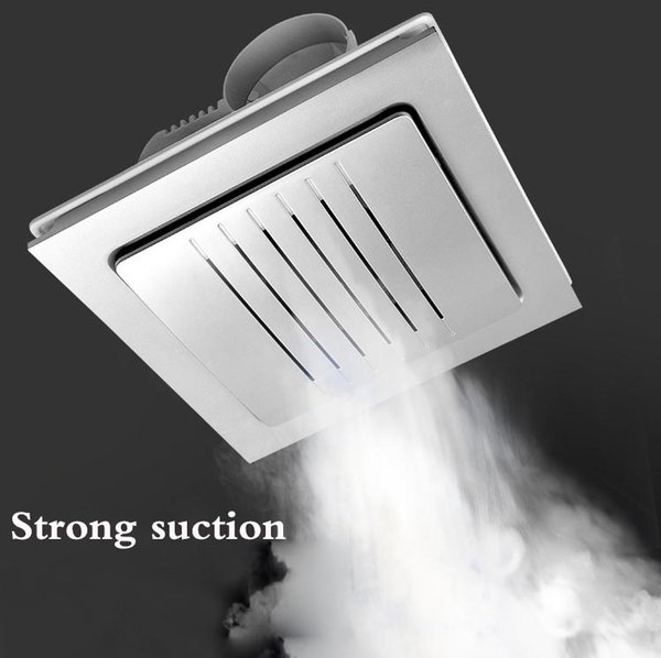 2019 Integrated Ceiling Ventilation Fan Strong Bathroom Kitchen Hotel High  Power Exhaust Fan Project With Embedded 300*300mm From Nqingfeng, $97.59 |  ...