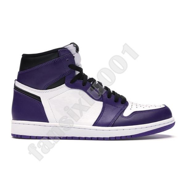 #02 Court Purple