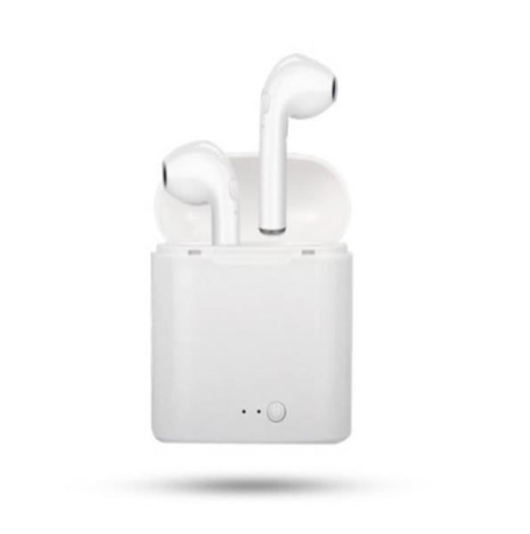 Prix le plus bas d'usine i7 casque stéréo tws avec boîtier de charge True Wireless Dual Ear écouteurs i7s écouteur pour iPhone Xr Xs Max 8 iOS S9 Plus
