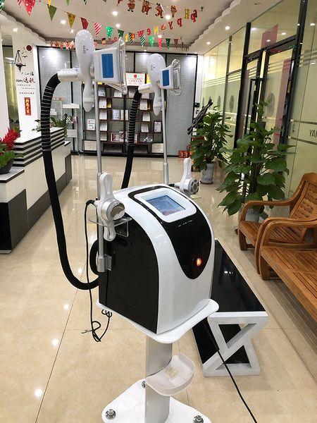 Китай производитель RF 40K кавитационная вакуумная 2cryo обрабатывает криолиполиз замораживание жира целлюлит удаление боби машина для похудения