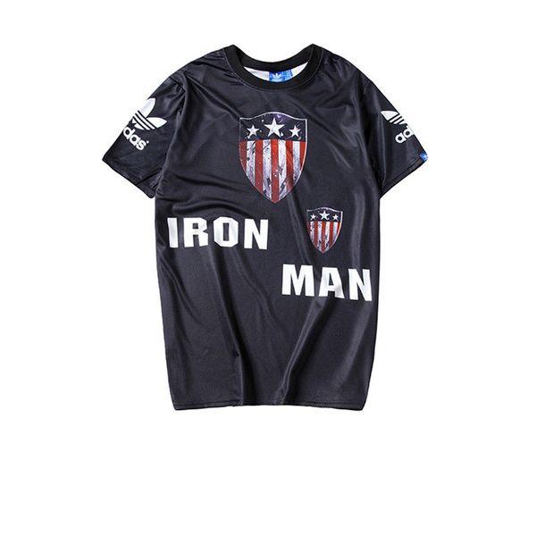 Diseñador para hombre Nuevas Camisetas Jooger Verano Hombres Ropa deportiva de lujo Camisa casual Camisetas Top Tees Letras Imprimir Tamaño S-XXL 31