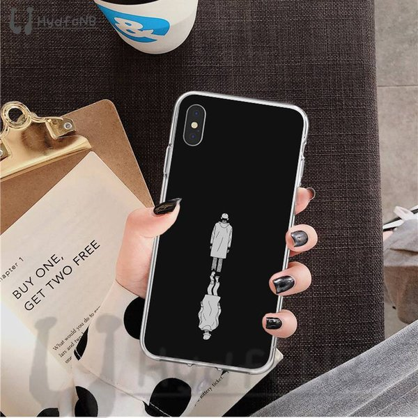 Black 2020 New Silicone iPhone 6 6S