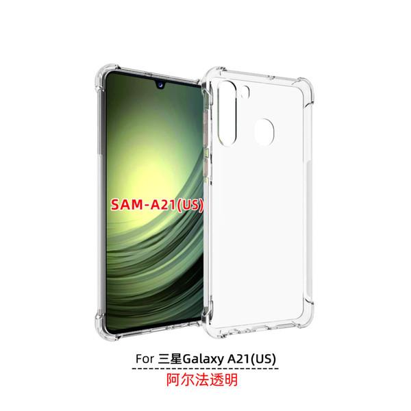 Para la versión Galaxy A21 de EE.UU.