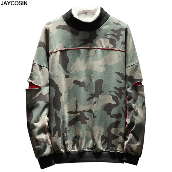 klv 2019 men winter autumn thick hoodies sweatshirts pullovers hombre male casual fashion loose style hip hop hoodies 9729, Black