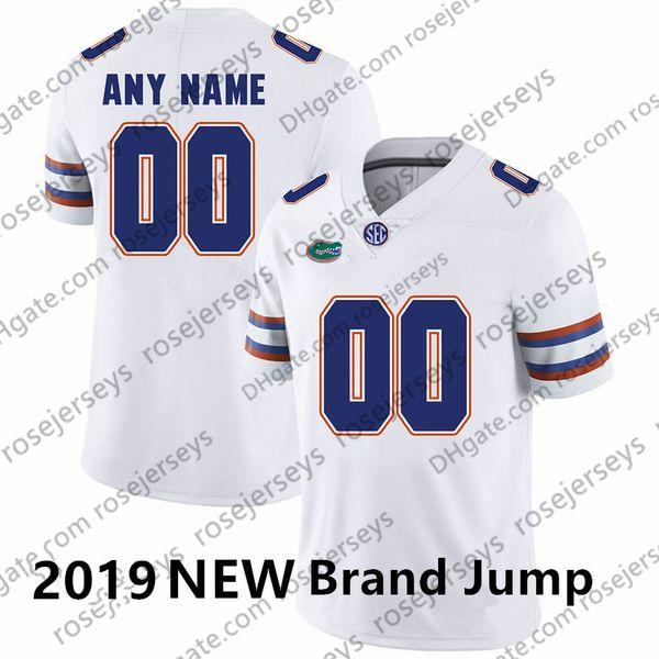 Weiße neue Marke