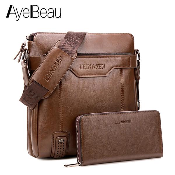 Cross Body Hand Crossbody Shoulder For Male Messenger Bag Men Handbags And Purses Set Document Sac A Main Bolsas Bolsas Satchel