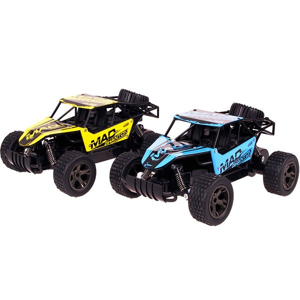 Kai Yip Alloy version Remote control cross-country climbing car installed remote control military card toys