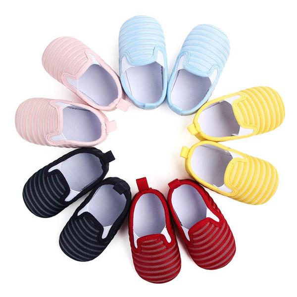 scarpe da bambino scarpe da bambino scarpe da bambino bimbi Mocassini estivi Soft First Walker Shoe Scarpine neonato Scarpette neonato 0-1t A5761