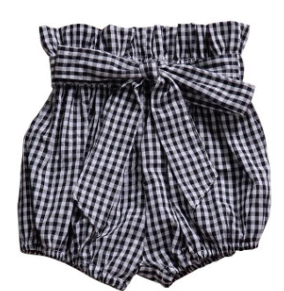 #4 Floral Print Girls Shorts