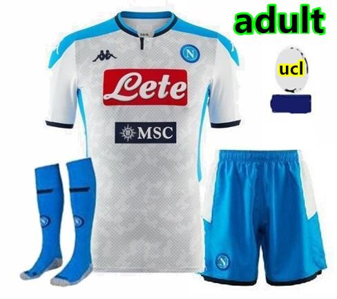 Loin 19/20 kit adulte + ucl patch