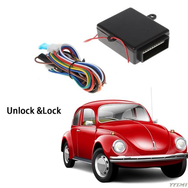 Автосигнализация Автоматическая система дистанционного централизованного блокировки замков дверей Система автозапуска с 2 дистанционными контроллерами Универсальная