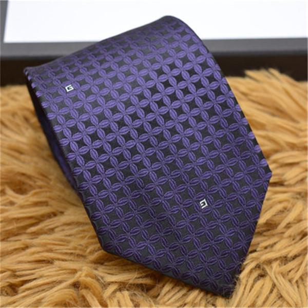 Gli accessori di moda legano il legame di alta qualità di affari di legame degli uomini classici di modo di marca possono essere all'ingrosso