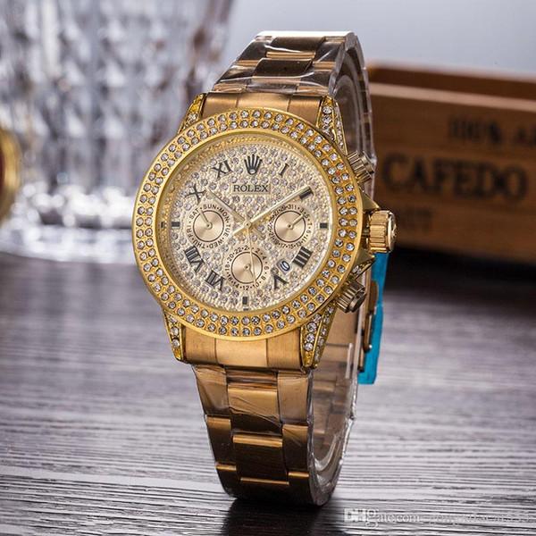 Homens Mulheres moda Relógios de quartzo 151