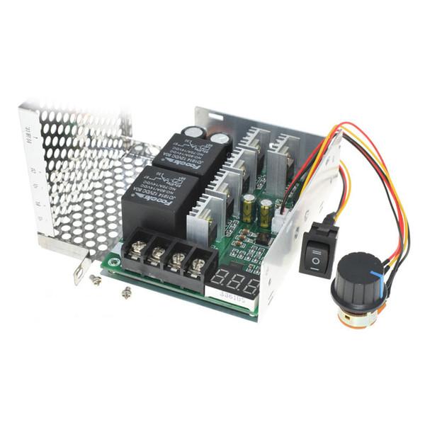 12-48V 60A DC Motor Speed Controller Reversible Motor Speed Controller Control Governor