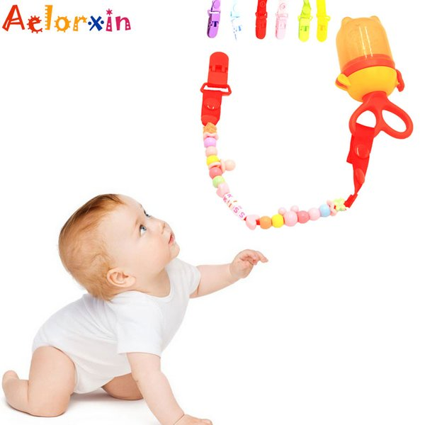 Baby Pacifier Clips Pacifier Chain Clip Nipple Holder For Nipples Children Clip Holder Nipple Clips