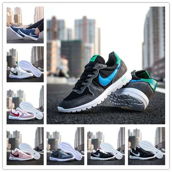 Designer shoes Nike men women [Avec une montre de sport] Nouveau chaussures de sport Sacai LDV Waffle Daybreak chaussures de sport pour hommes dames designer Breathe Tripe S
