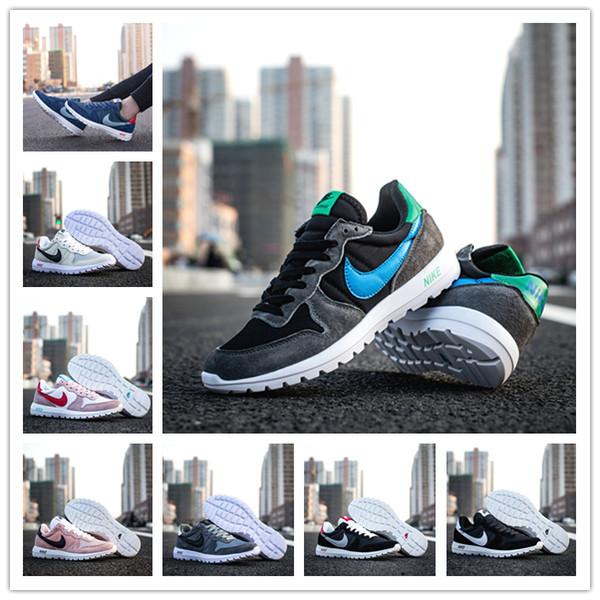 Designer shoes Nike men women [Con orologio sportivo] nuove sneaker Sacai LDV Waffle Daybreak scarpe sportive da uomo stilista da donna Breathe Tripe S scarpe sportive