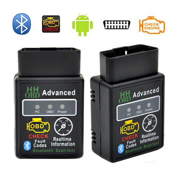 best selling Car Diagnostic Tool Auto Scanner ELM327 Bluetooth OBD2 Scanner Latest V2.1 Diagnostic Tool Advanced OBDII Auto Code Reader