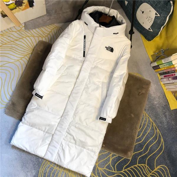 19AW New Arrivals NORTH luxurious Windproof Protect the cold couple down jacket Men Women casual Winter Loose fashion jacket size M-3XL